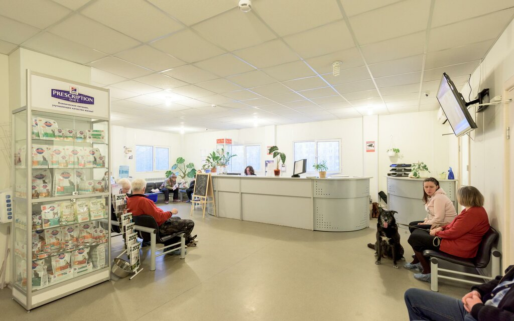 ветеринарная клиника — Ветеринарная клиника онкологии доктора Сотникова — Санкт-Петербург, фото №6