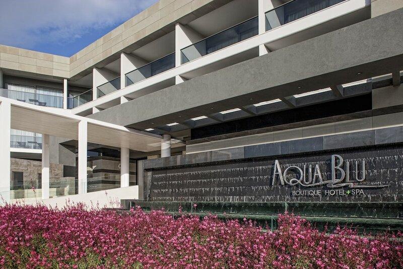Aqua Blu Boutique Hotel & SPA - Только для взрослых