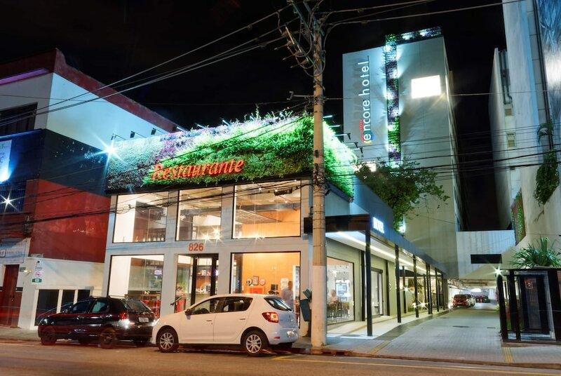 Ramada Encore São Paulo Tiradentes