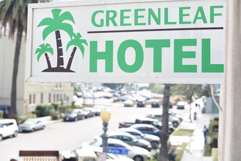Отель Greenleaf