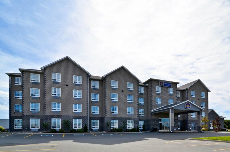 Best Western Plus Saint John Hotel & Suites