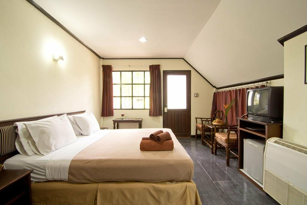 отель в паттайе баннаммао резорт фото искусстве фэн-шуй
