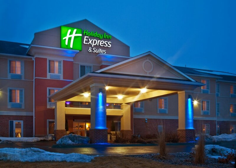 Holiday Inn Express Hotel & Suites Council Bluffs - Conv Ctr