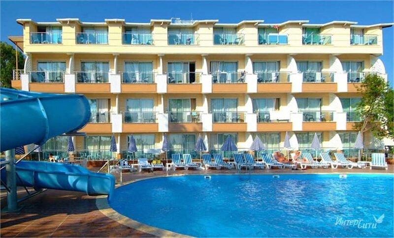 Aperion Beach Hotel