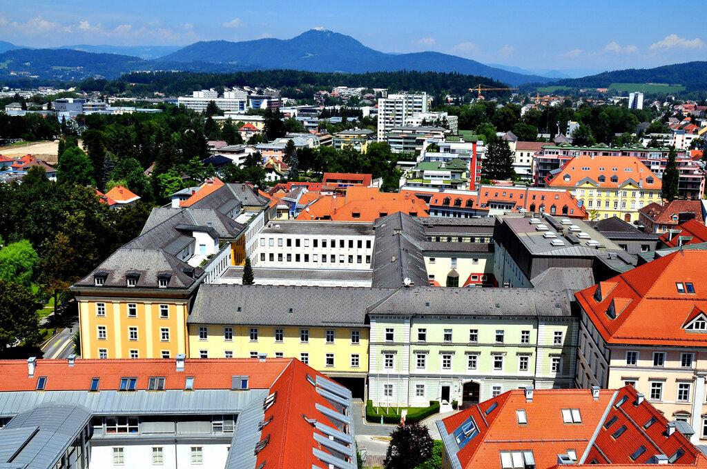 Клагенфурт австрия достопримечательности фото