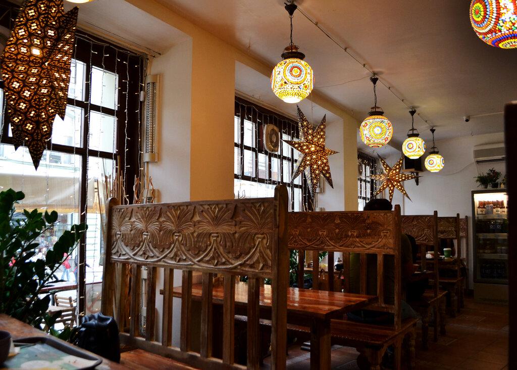кафе — Джаганнат — Москва, фото №1