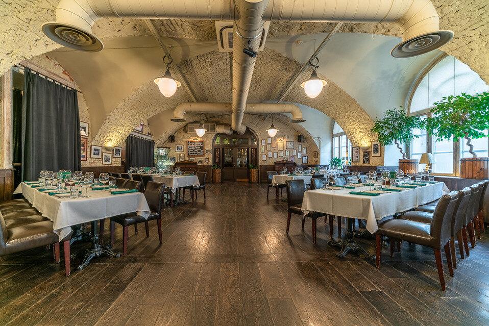 restaurant — Stroganov Steyk Khaus — Saint Petersburg, фото №9