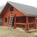 Паверст - строительство из дерева, ручная рубка, Строительство домов и коттеджей в Сельском поселении Переслегинской волости
