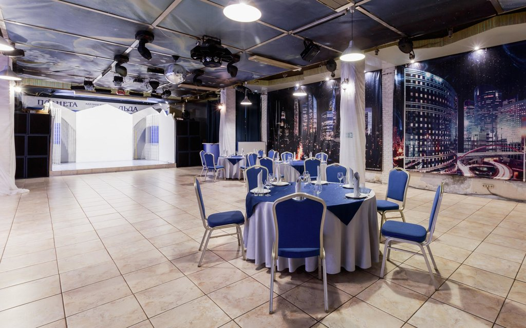 restaurant — Restaurant and curling club Ice Planet — Москва, фото №5