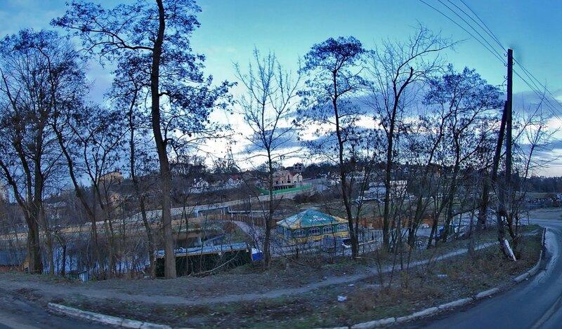 Apartment on Kadetskoy
