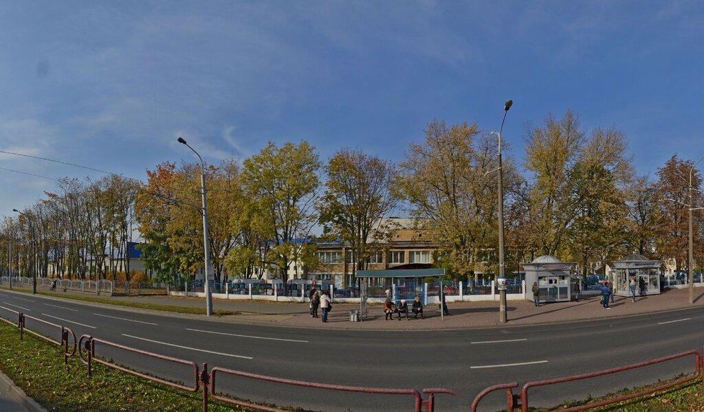 Панорама швидка медична допомога — Городская Станция Скорой Медицинской Помощи, подстанция № 8 — Минск, фото №1