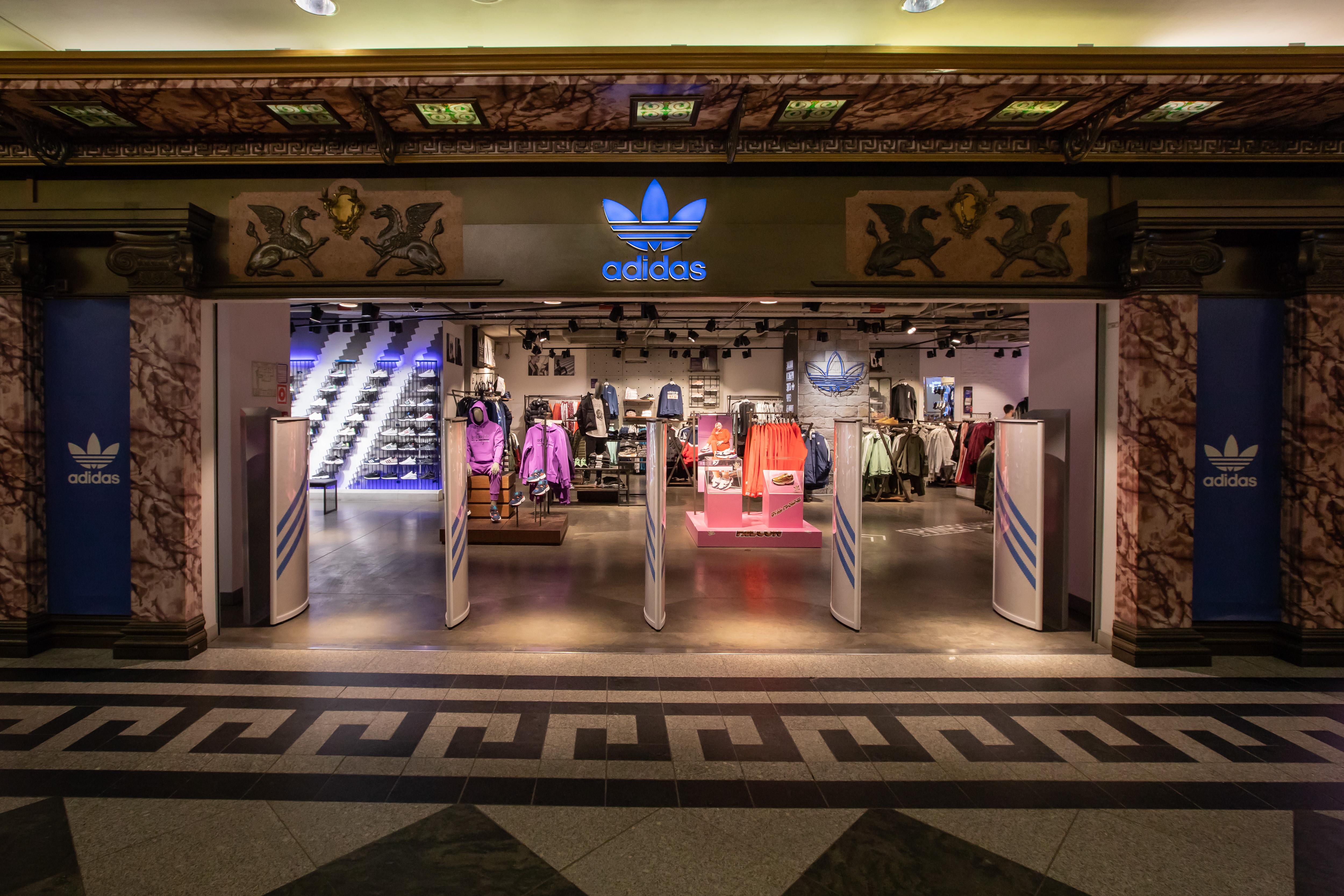 48347bdc Adidas Originals - спортивная одежда и обувь, метро Охотный Ряд, Москва —  отзывы и фото — Яндекс.Карты …