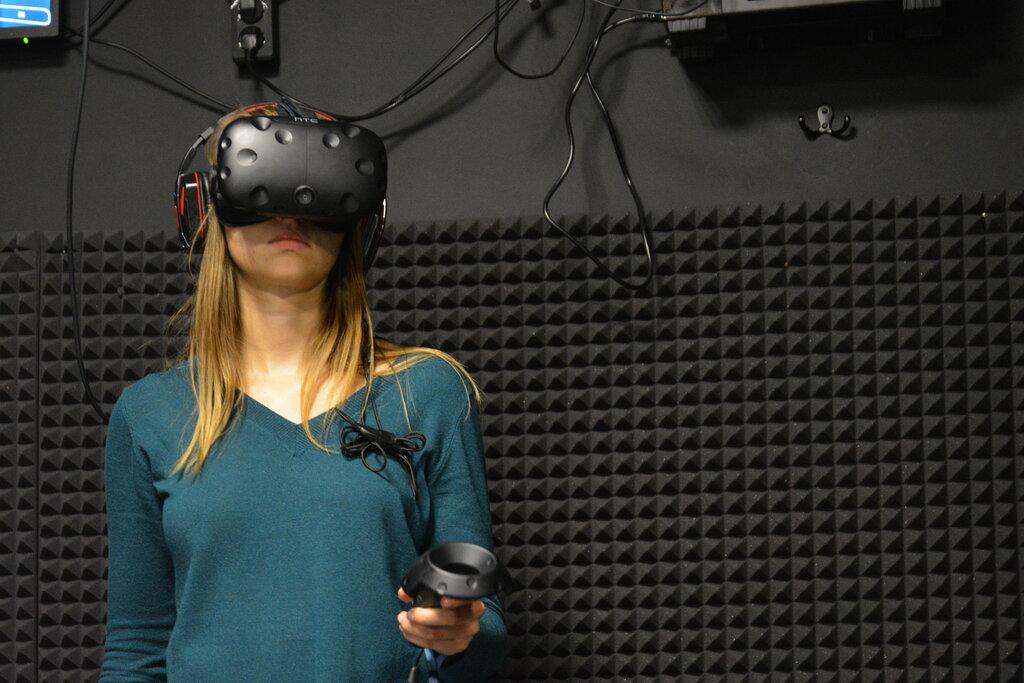 клуб виртуальной реальности — Виртуальная реальность Гравити 17 — Москва, фото №9