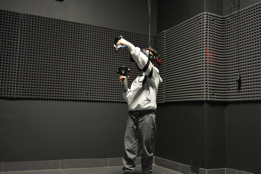 клуб виртуальной реальности — Виртуальная реальность Гравити 17 — Москва, фото №3