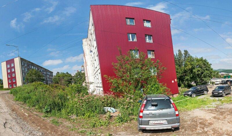 Apartment Vladivostokskaya 25