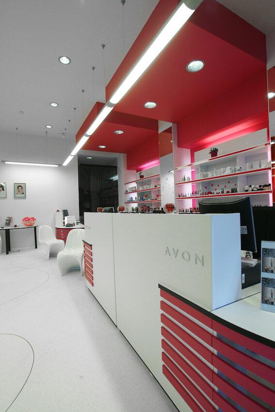 головной офис avon москва