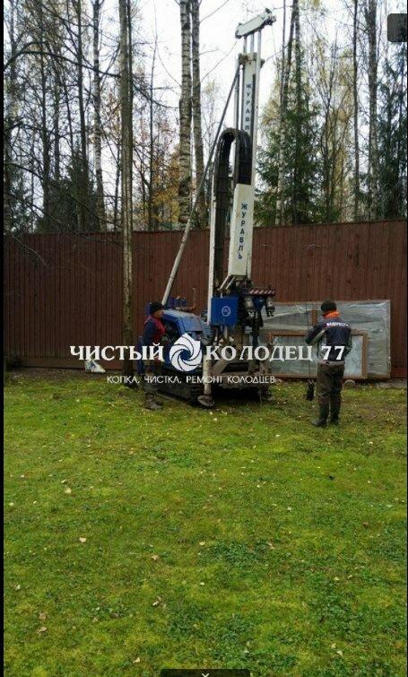 монтаж и обслуживание систем водоснабжения и канализации — Чистый колодец 77 — Москва, фото №2