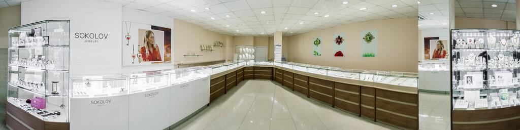 ювелирный магазин — Ювелирторг — Омск, фото №1