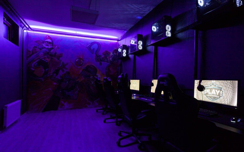 Компьютерный клуб plays москва ночной клуб трибунал
