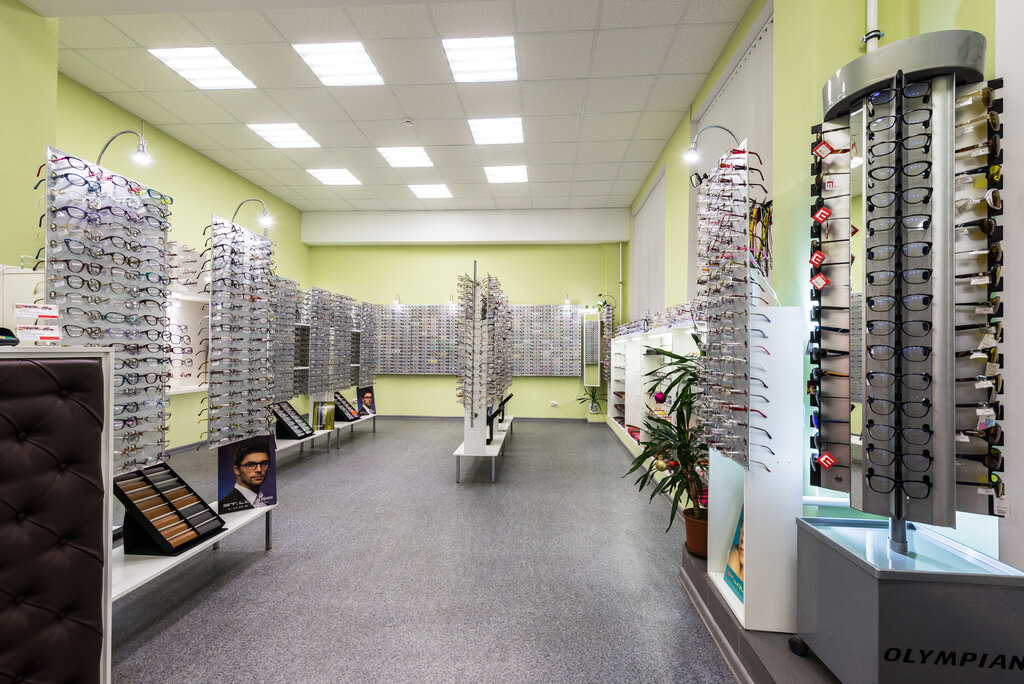 салон оптики — Невский стиль — Санкт-Петербург, фото №2