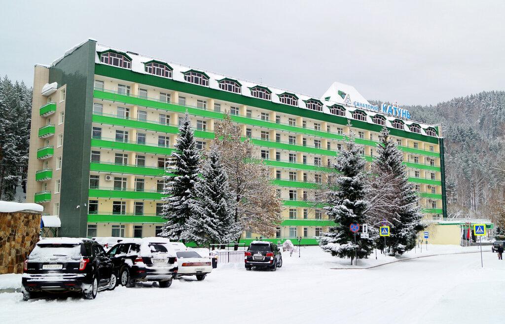 санаторий — Санаторий Катунь — Белокуриха, фото №2