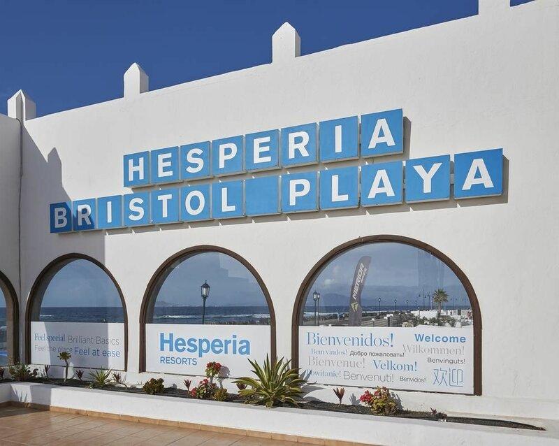 Hesperia Bristol Playa