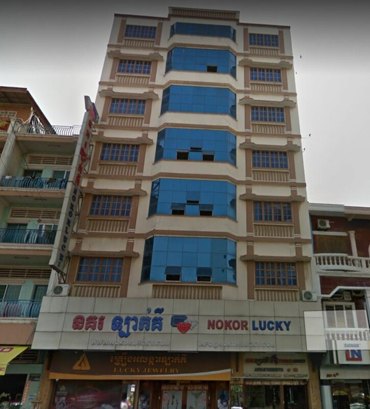 Nokor Lucky Serviced Apartments