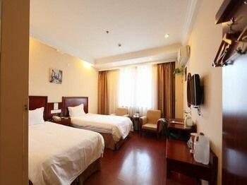 GreenTree Inn Hefei Maanshan Road Hotel