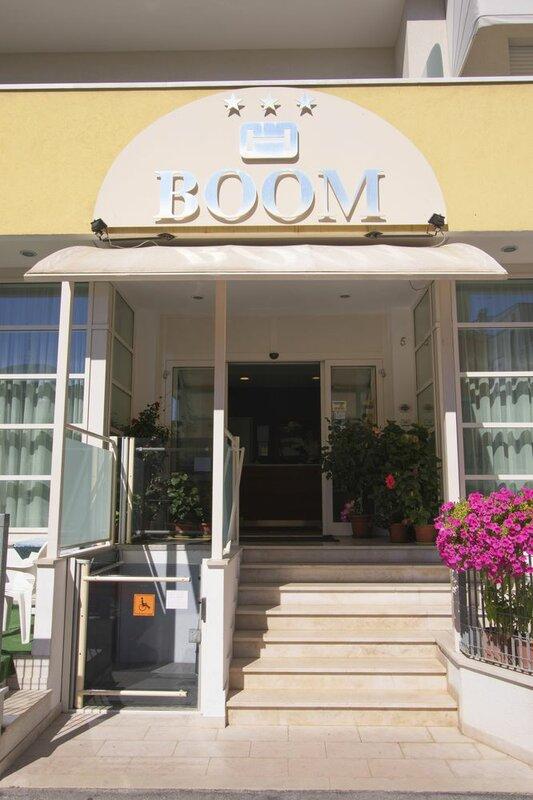 Hotel Boom