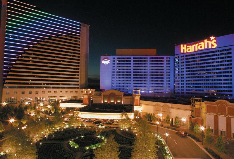 Отель Harrah's Resort Atlantic City