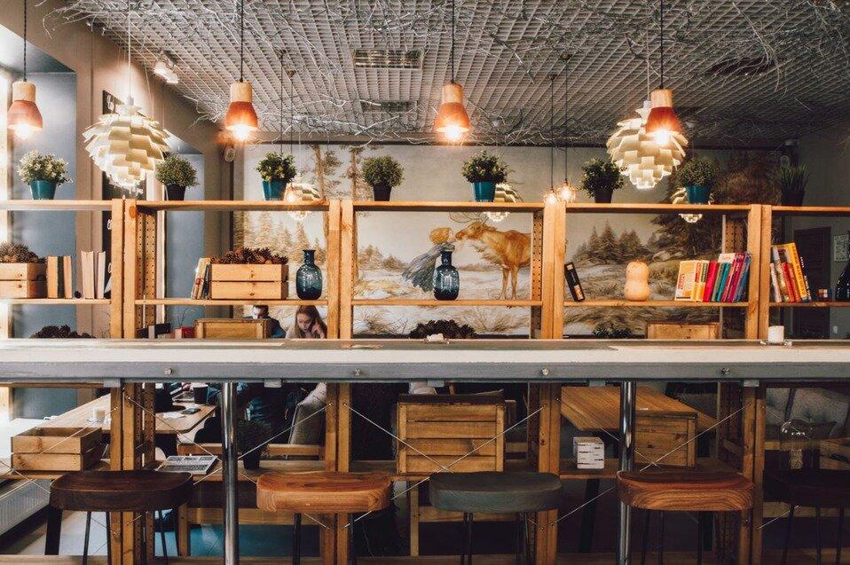 кафе — Hygge — Москва, фото №7