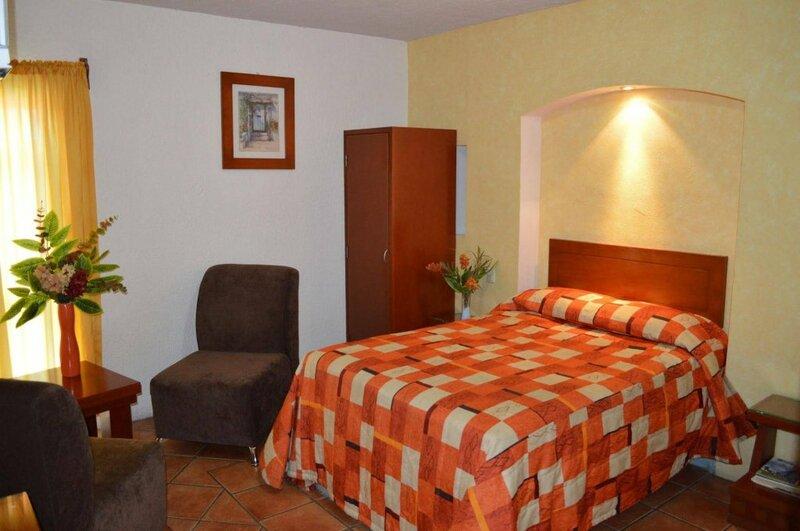 Hotel La Rienda Misión Tequillan