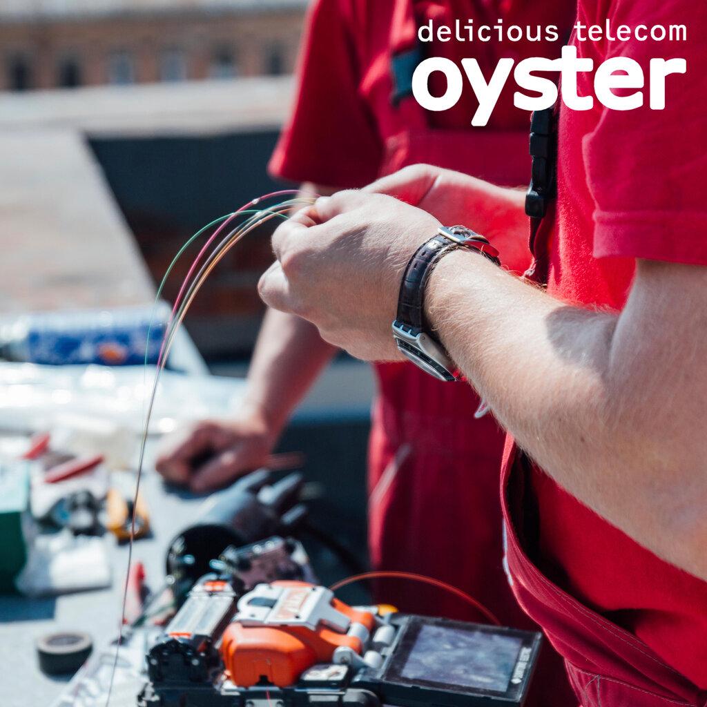 интернет-провайдер — Oyster Telecom — Санкт-Петербург, фото №5
