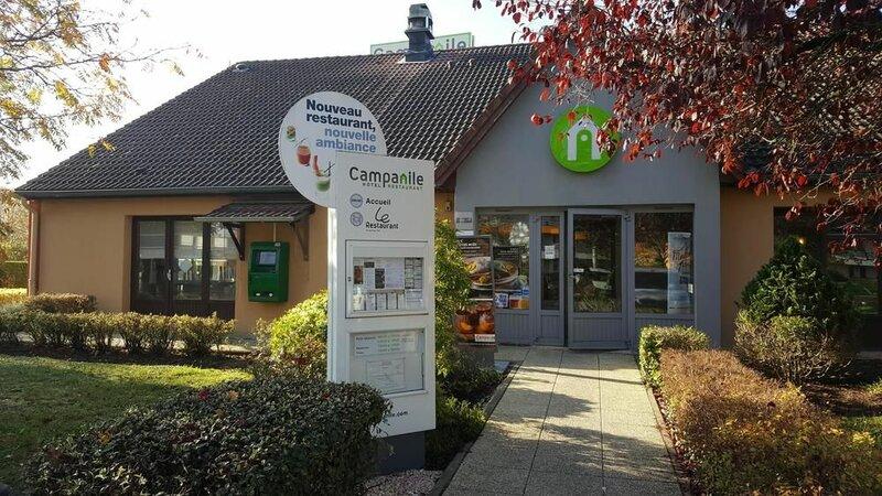 Campanile Metz-Jouy-Aux-Arches