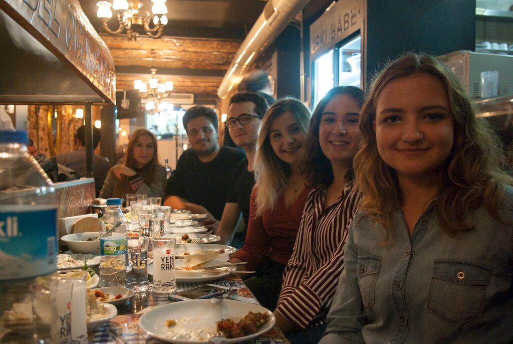 restoran — Eski Babel Ocakbaşı Restaurant — Beyoğlu, foto №%ccount%