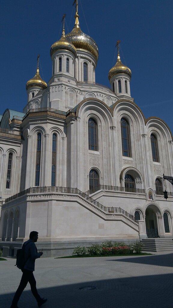 православный храм — Церковь Новомучеников и Исповедников Российских в Сретенском монастыре — Москва, фото №4