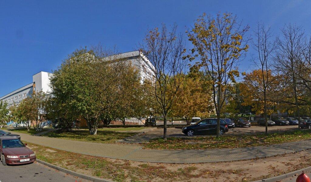 Панорама лікарня для дорослих — 1-я Городская клиническая больница отделение патологии беременности — Минск, фото №1