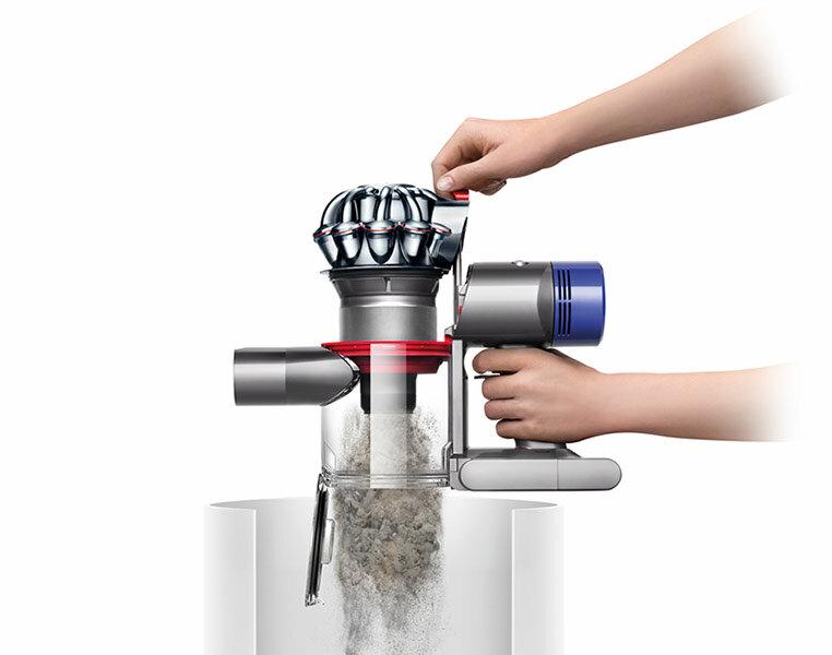 Как промывать фильтр dyson vax dyson