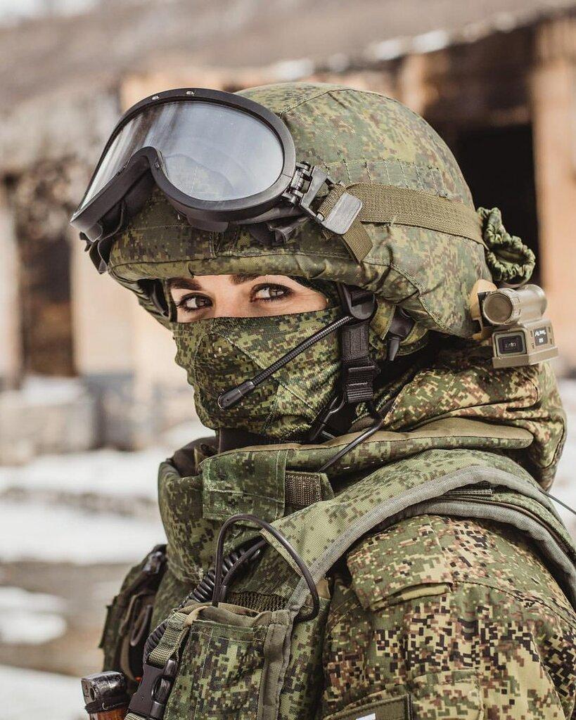 современная форма российской армии фото данной модели