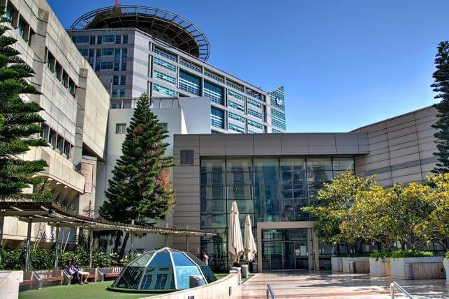 медицинский туризм — Больница Ихилов, Израиль — Тель-Авив, фото №3