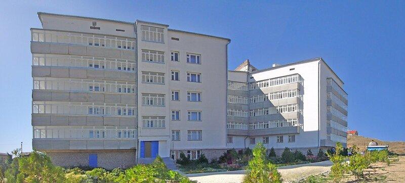 Отдых в Орджоникидзе Крым