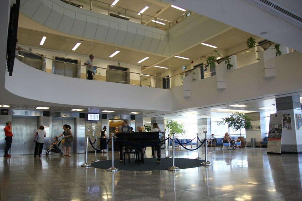 медицинский туризм — Больница Ихилов, Израиль — Тель-Авив, фото №4