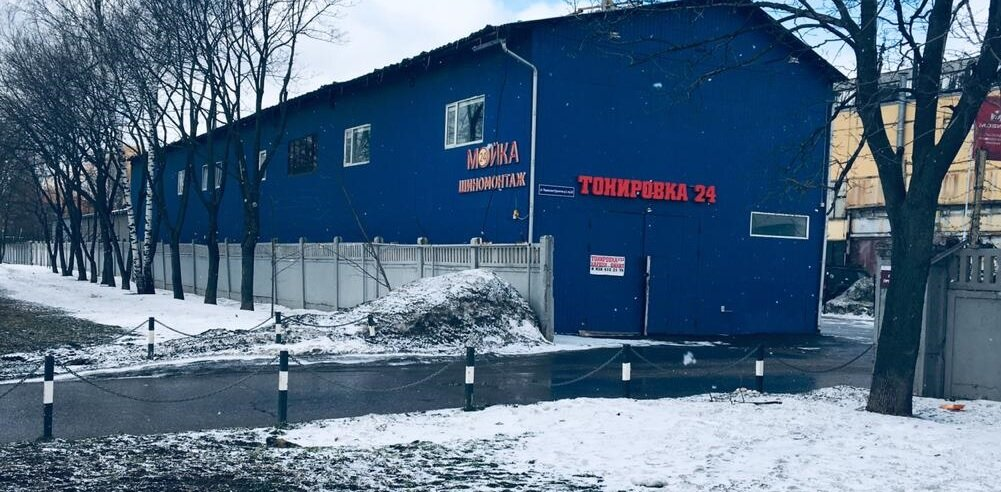 тонирование стёкол — Siltone — Москва, фото №1