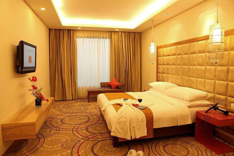 The Metropolitan Hotel and SPA New Delhi