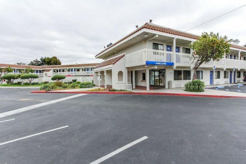 Motel 6 Salinas, Ca - North Monterey Area