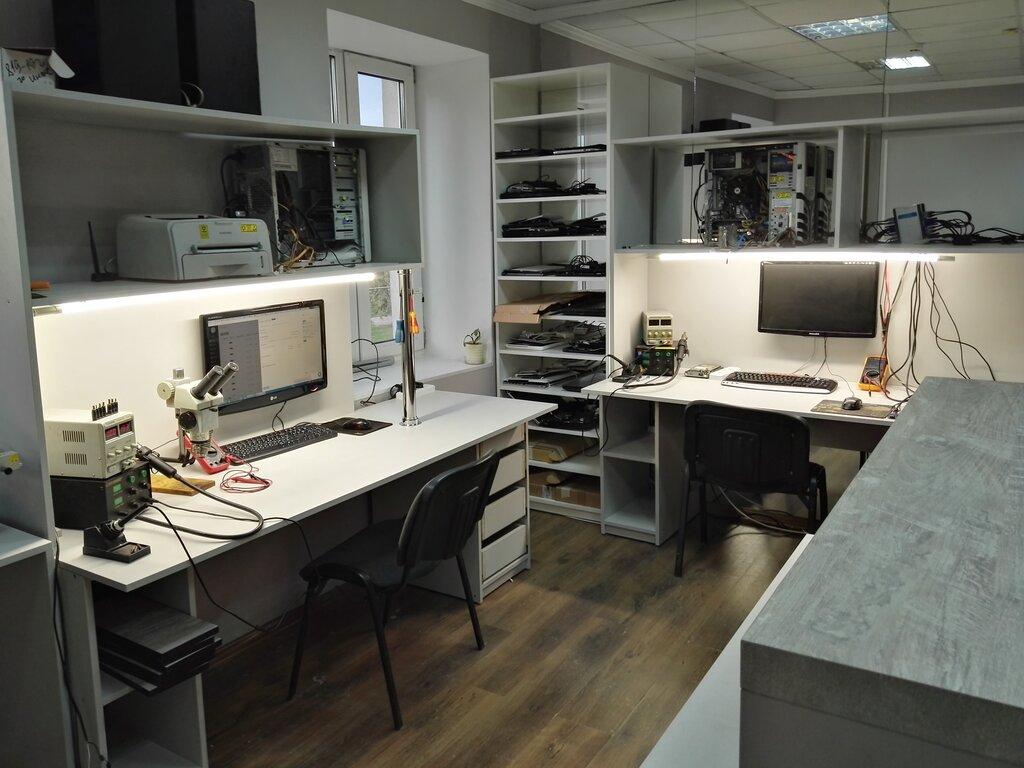 компьютерный ремонт и услуги — Мастерская 42 — Лида, фото №1