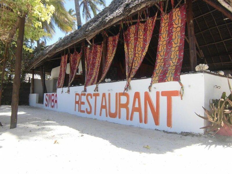 Simba Beach Zanzibar