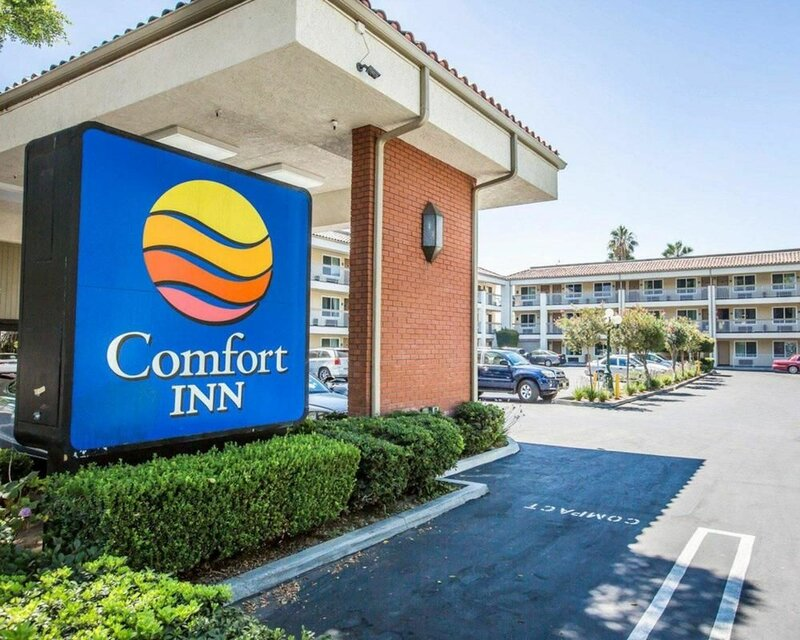 Comfort Inn Near Pasadena Civic