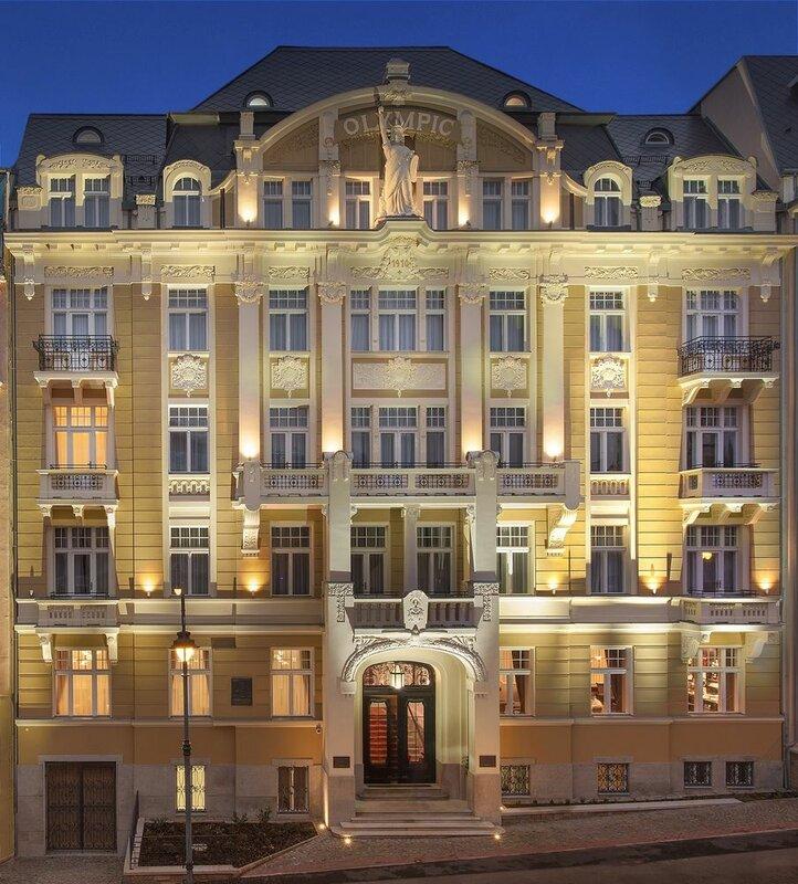 Санаторий Olympic Palace Luxury SPA