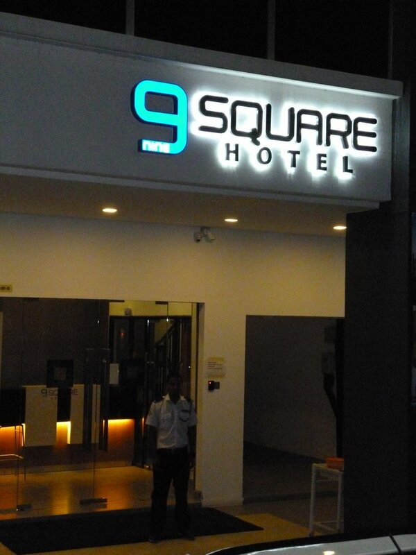 9 Square Hotel - Bangi